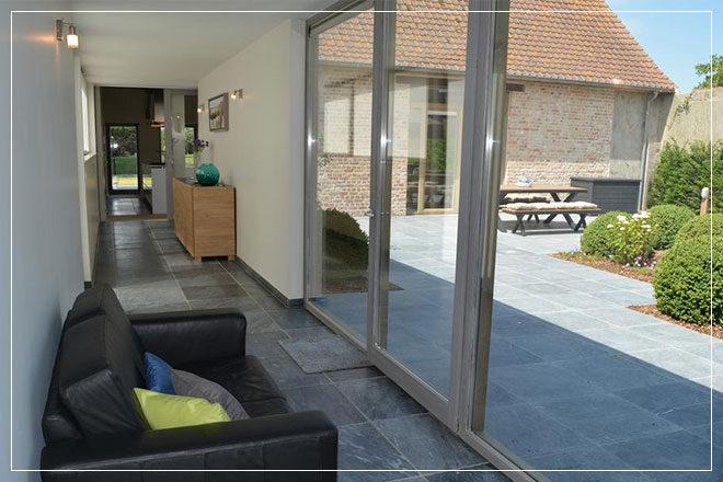 ontwerp responsive website met WordPress CMS en boekingsmodule voor vakantiewoning Den Landman in Nieuwpoort